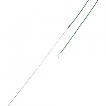 Mantelthermoelement mit 2 m Silikonleitung Typ K Ø1,5 NL1000