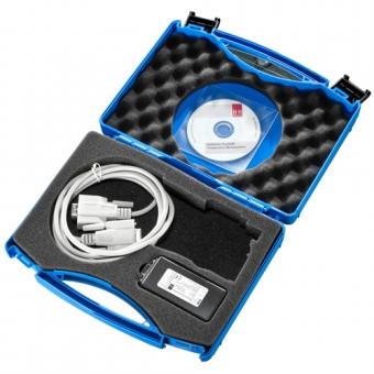 Temperaturmesssystem TLOG20 mit RS232-Schnittstelle