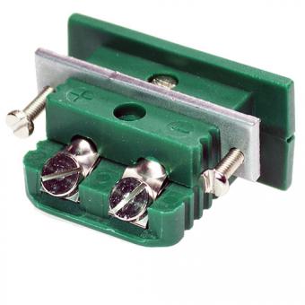 Standard-Kupplungsdose, Typ K, grün