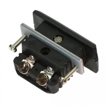 Standard-Kupplungsdose Typ J, schwarz