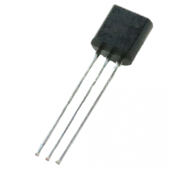 Precision temperatue sensor with TO92 housing, LM 35 DZ
