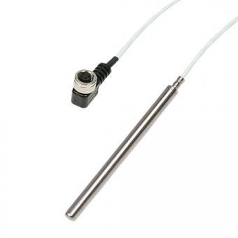 Kabelfühler 1xPt100/A/4, FEP, KL 23 mm