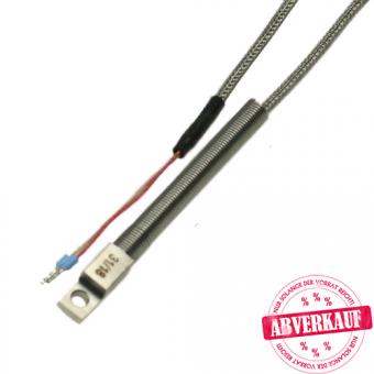 Oberflächenfühler 1xPt100/B/2, VPE: 5 Stück