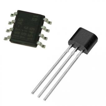 Digitaler Temperatursensor