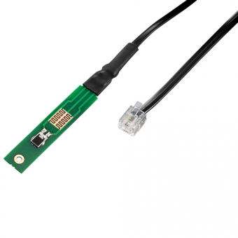 Dew probe for universal switching module with two-point controller