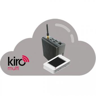 B+B Cloud Advanced für Kiro Multi, 12 Monate