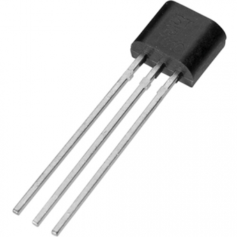 Digitaler TSic™206 Temperatursensor TO92