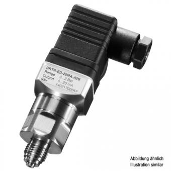 """Drucktransmitter Edelstahl G1/4"""" 0-6 bar relativ 10 V"""