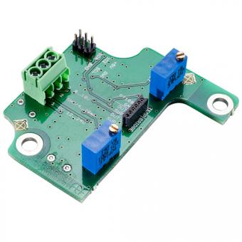 Auswerteelektronik für keramische Drucksensoren 10 V