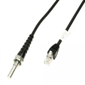 Einschraubfühler DS18S20 mit Kabel 2m