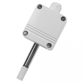 Outdoor sensor humidity/temperature (active), 10V