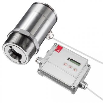 Infrarot-Temperaturmessgerät DM751 D