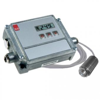 Infrarot-Temperaturmessgerät DM101 hot KL15