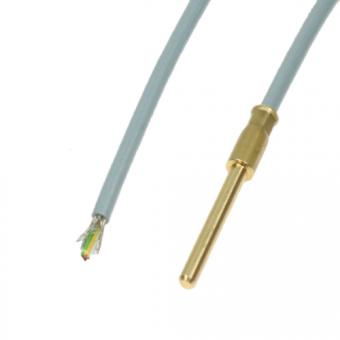 Kabelfühler 1xPt100/B/2 PVC