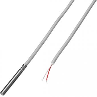 Cable probe 1xPt100/B/2 PVC/PVC