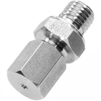 Klemmverschraubung verschiebbar M8x1 | 1,5 mm | PTFE (Teflon®)