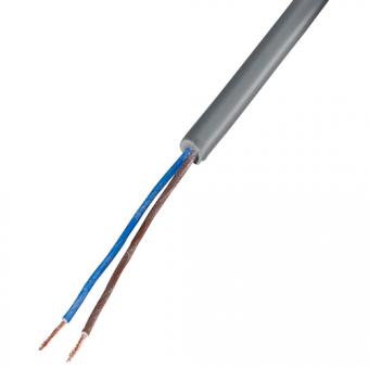 Kupferleitung 2 x 0,25 mm², PVC/PVC, 25 m
