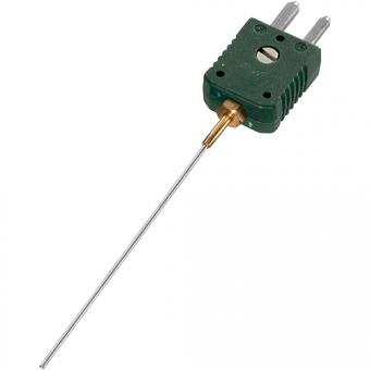 Mantelthermoelement mit Standardstecker Typ K, Ø1,5 mm, NL1000