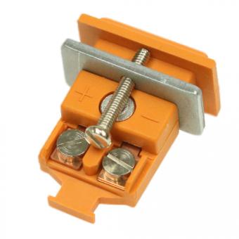 Miniatur-Kupplungsdose Typ S, orange