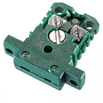 Miniaturdose Typ K, grün