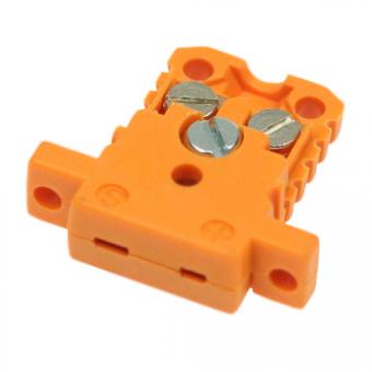 Miniaturdose Typ S, orange