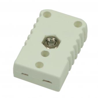 Miniaturkupplung Typ U, weiß