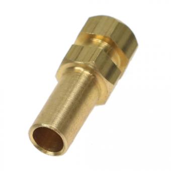 Quetschhülse für Standard-Steckverbinder, d = 3,1 mm