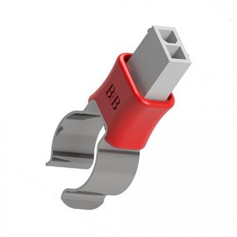 Rohrclipfühler NTC 12 kΩ für Ø20-22 mm