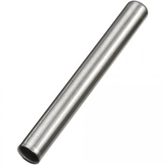 Schutzhülse aus Edelstahl, Ø6xL50xW0,4 mm