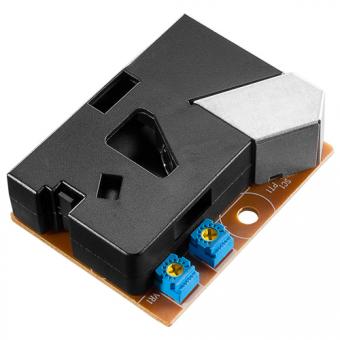 Sensormodul zur Stauberkennung