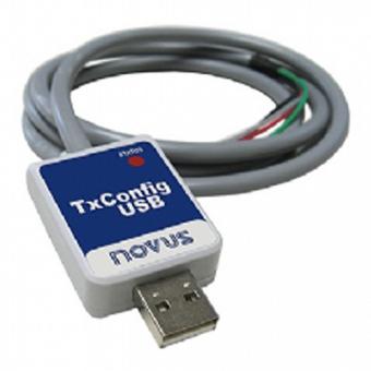 Konfigurator Software und Interface USB für digitale Transmitter