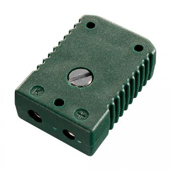Standardkupplung, Typ K, grün