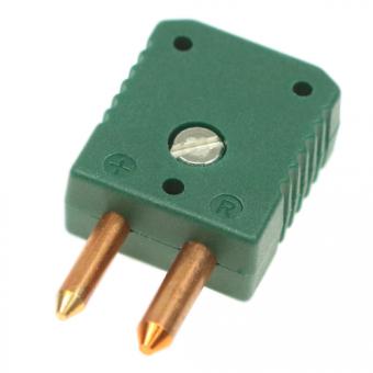 Standardstecker Typ R, grün