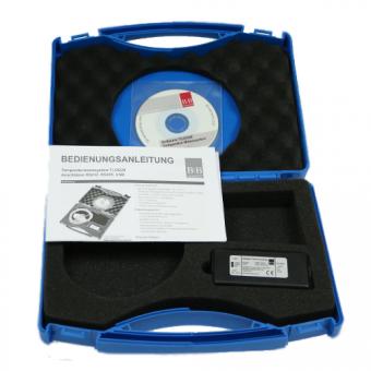 Temperaturmesssystem TLOG20 mit RS485 Schnittstelle