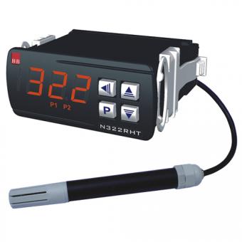 Regler N322 für Feuchte und Temperatur