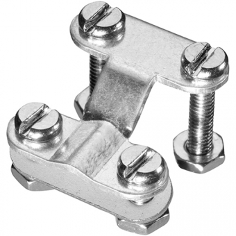 Zugentlastung Miniatur für Kupplungsdose
