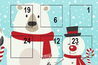 B+B Advent Calendar